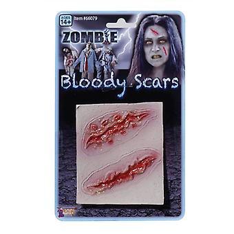 Bnov Zombie 2 såret arr