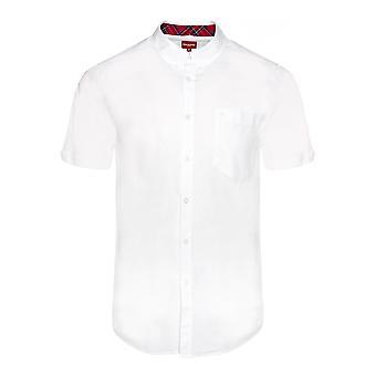 Merc Baxter Mens Regular Fit Shirt  100%  Cotton