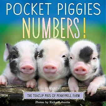 Pocket Piggies Numbers! - Featuring the Teacup Pigs of Pennywell Farm
