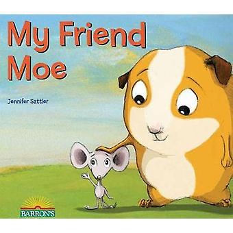 Mon ami Moe par Jennifer Sattler - livre 9780764168970