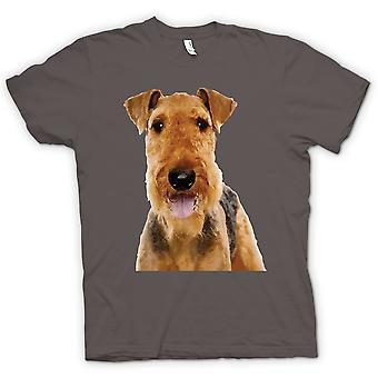 Kids T-shirt - Airdale Terrier Pet Dog