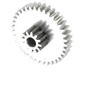 Steel cogwheels Reely Module Type: 1.0 No. of teeth: 12, 36