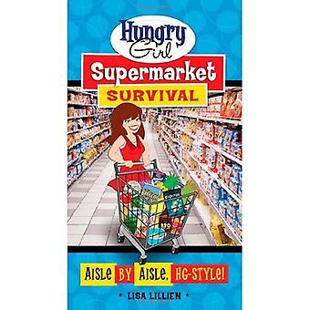 Hungrigen Mädchen Supermarkt überleben: Gang durch Gang, HG-Stil!