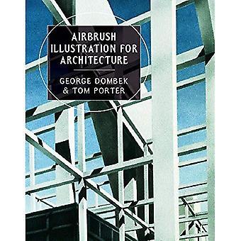 Aerograf ilustracja architektura (Norton książki dla architektów i projektantów)
