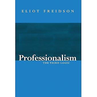 Professionaliteit, de derde logica