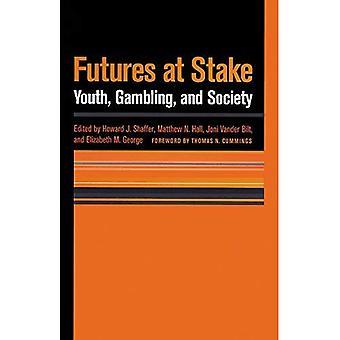 Toekomst op het spel: jeugd, gokken en samenleving