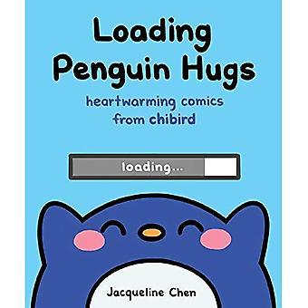 Laden Pinguin Umarmungen: Herzerwärmende Comics von Chibird