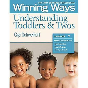 Comprendre les tout-petits & Twos: Victoire pour les professionnels de la petite enfance [3-Pack]