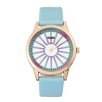 Crayo Electric Unisex Watch - Light Blue