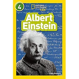 Albert Einstein: Nivå 4 (nationella geografiska läsare) (nationella geografiska läsare)