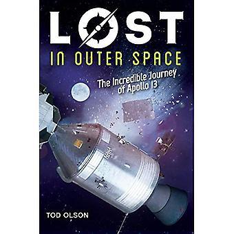 Vilse i rymden: den otroliga resan av Apollo 13 (förlorade #2) (försvunnen)