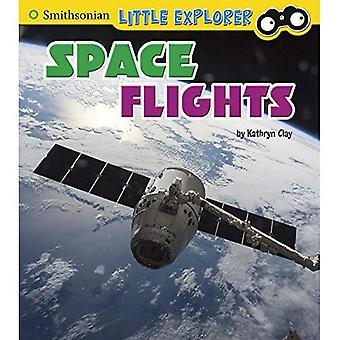 Rymdfärder (Smithsonian lilla Explorer: lilla astronauter)