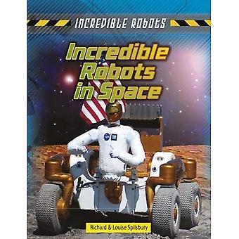 Otrolig robotar i rymden (otrolig robotar)
