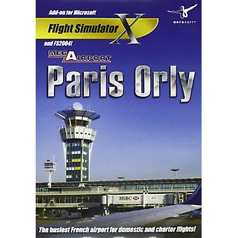 Mega Airport Paris-Orly - Add on for FSX (PC CD) - Factory Sealed
