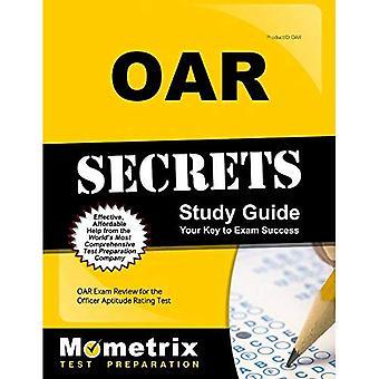 Oar Secrets Study Guide: Oar Exam Review for the Officer Aptitude Rating Test