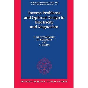 مشاكل العكسية والتصميم الأمثل في الكهرباء والمغناطيسية التي Rudnicki & نيتانماكي