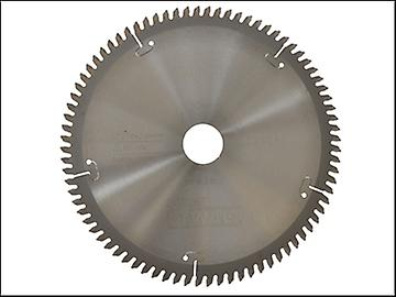 DEWALT Circular Saw Blade 216 x 30mm x 80T Series 40 Extra Fine Finish