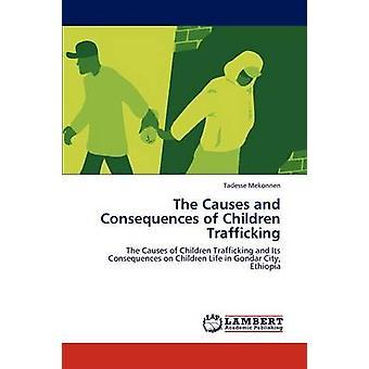 Årsaker til og konsekvensene av barn smugling av Mekonnen & Tadesse