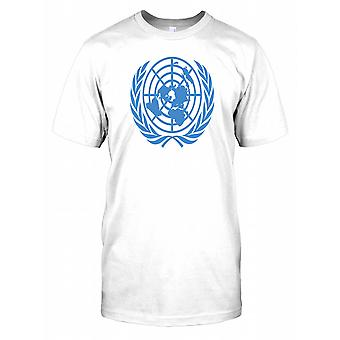 UN-Emblem-Herren-T-Shirt