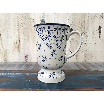 Cups with feet, 250 ml, ^ 12 cm, damselfly, BSN A-0208