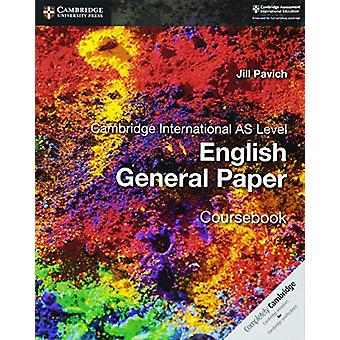 Cambridge International AS Level English General Paper Coursebook by