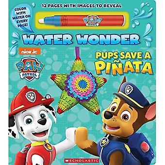 Pups Save a Pi ata (Paw Patrol: Water Wonder) (Paw Patrol)