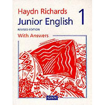 Haydn Richards - Junior English Pupil Book 1 with Answers - 1997 - 9780