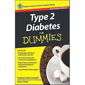 Type 2 Diabetes for Dummies (Australian ed) by Lesley Campbell - Alan