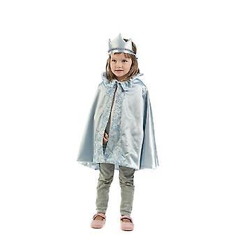 Disfraz de la princesa de la capa infantil capa infantil disfraz niños