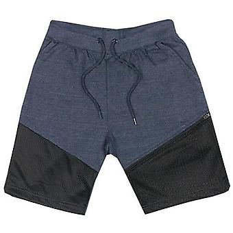 Herre fleece gym shorts