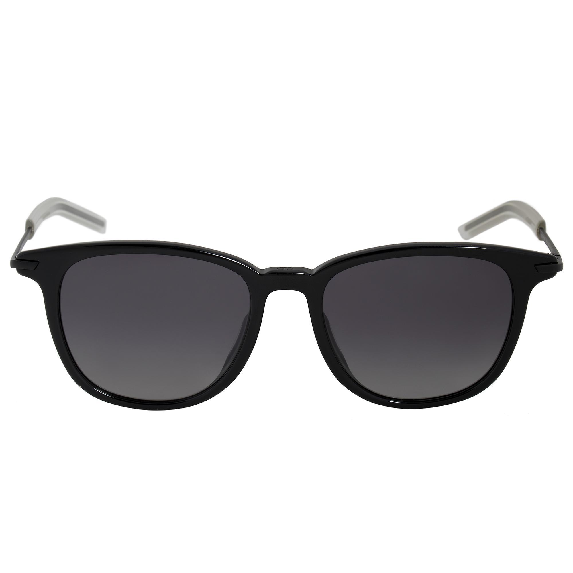 Christian Dior noir Tie 263WJ Sunglasses 51