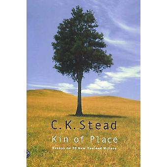 Kin av plats - essäer om nya Zeeland författare av C. K. Stead - 97818694