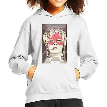 A.P.O.H Salvador Dali Overdose Of Satisfaction Kid's Hooded Sweatshirt