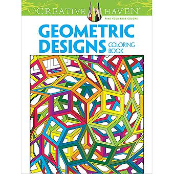 Dover Publications-Creative Haven géométrique conçoit DOV-03503