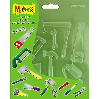 Makin's Clay Push Molds Hand Tools M390 11