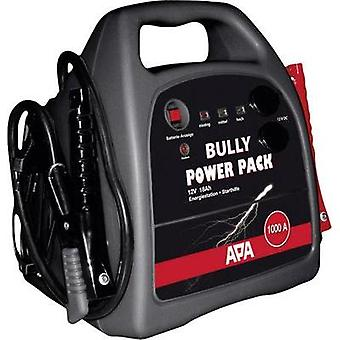 APA Quick start system Pack d'alimentation Bully avec chargeur 4 A 16526 Jump start current (12 V)=1000 A