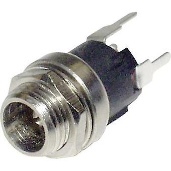 Low power connector RJ45 socket, straight 2.1 mm econ connect 1 pc(s)