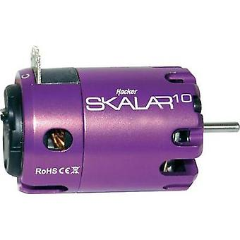 Model car brushless motor Hacker Skalar 10 kV (RPM per volt): 5200 Turns: 7.5