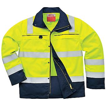 Portwest FR61 Hi-Vis Multinorm Jacket