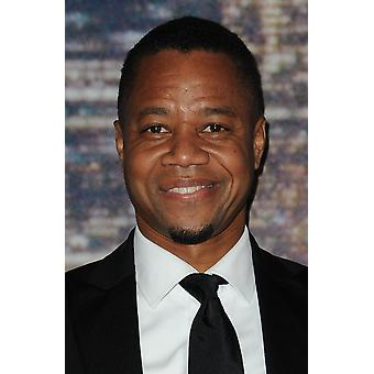 Cuba Gooding Jr At Arrivals For Saturday Night Live Snl 40Th Anniversary Rockefeller Center New York Ny February 15 2015 Photo By Kristin CallahanEverett Collection Photo Print
