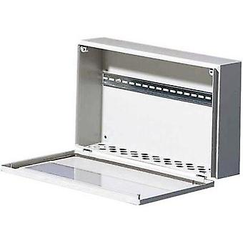 Build-in casing 400 x 125 x 200 Steel plate Light grey (RAL 7035) Rittal BG 1558.210 1 pc(s)