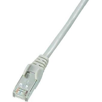 RJ49 Networks Cable CAT 5e F/UTP 1 m Grey Digitus Professional