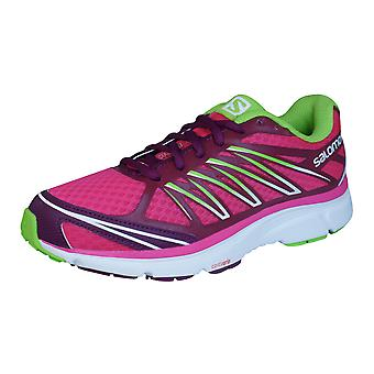 Salomon X Tour 2 Damen Trail Running Trainer / Schuhe - Pink