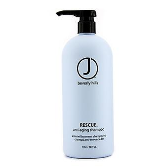 J Beverly Hills Rescue Anti-Aging Shampoo 1000ml/32oz