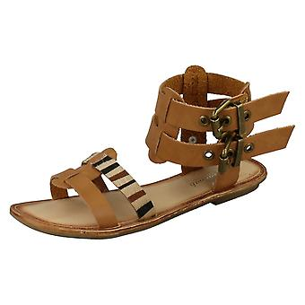 Womens Savannah Double Ankle Strap Open Toe Sandals F0842