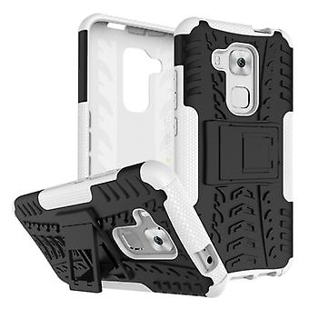 Hybrid case 2 piece SWL outdoor white for Huawei Nova plus bag case cover protection