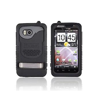 Trident Cyclops Hard Silicone Case for HTC Thunderbolt (Black)