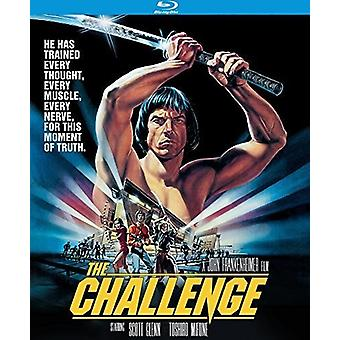 Challenge [Blu-ray] USA import