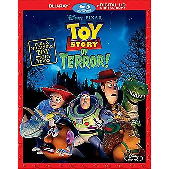 Toy Story of Terror [BLU-RAY] USA import