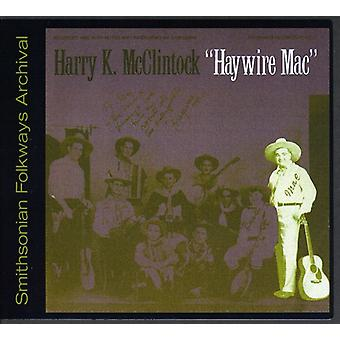 Haywire/McClintock - Haywire Mac [CD] USA import
